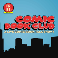 Podcast cover art for Comic Book Club