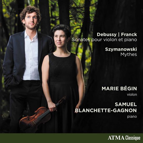 Debussy / Franck / Szymanowski