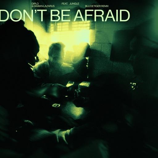 Don't Be Afraid (feat. Jungle) [Blu DeTiger Remix] - Single by Diplo & Damian Lazarus