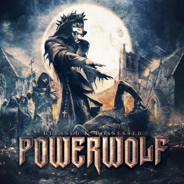 Powerwolf mit Army of the Night