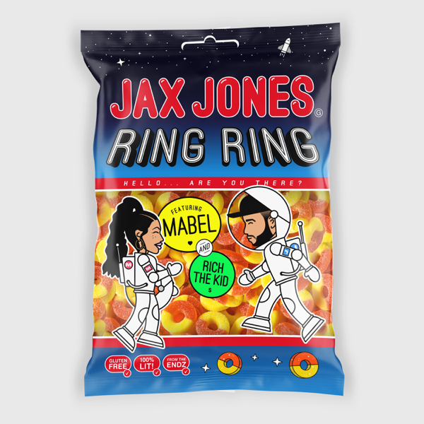Jax Jones, Mabel, Rich The Kid, MNEK, Camille Purcell, Timucin Lam - Ring Ring