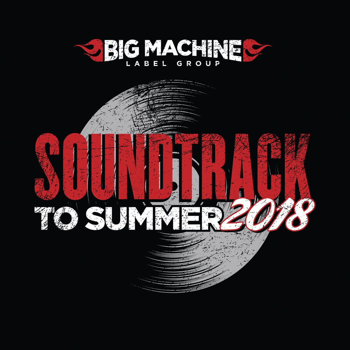 Soundtrack to Summer 2018 Various Artists CD cover