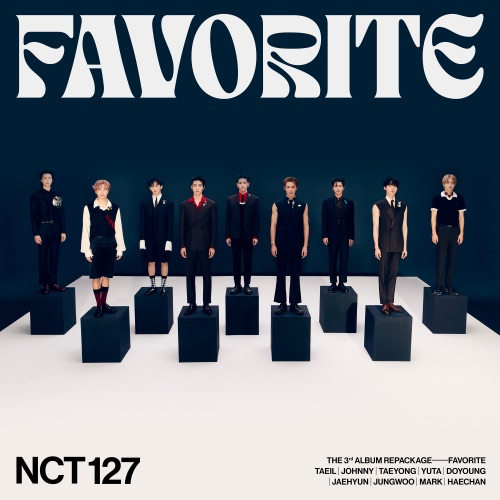 NCT 127 - Favorite - The 3rd Album Repackage [iTunes Plus AAC M4A]