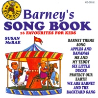 Susan McRae - Barney's Song Book - 16 Favourites for Kids