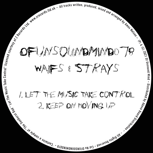 Let the Music Take Control / Keep On - Single by Waiffs & Strays
