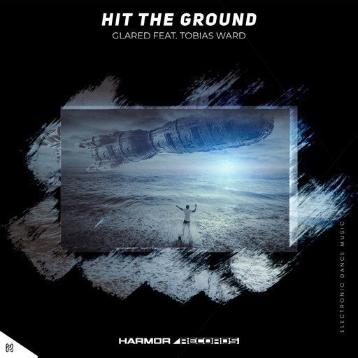 Hit the Ground (feat. Tobias Ward) - Single by GLA-RED