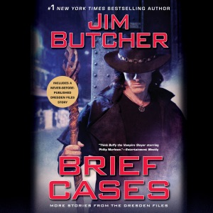 Brief Cases (Unabridged) - Jim Butcher audiobook, mp3