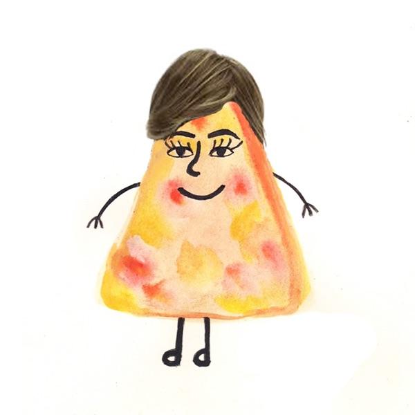 Peach Scone - Single