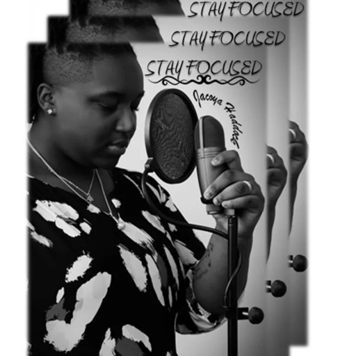 Art for Stay Focused by Jacoya Haddock