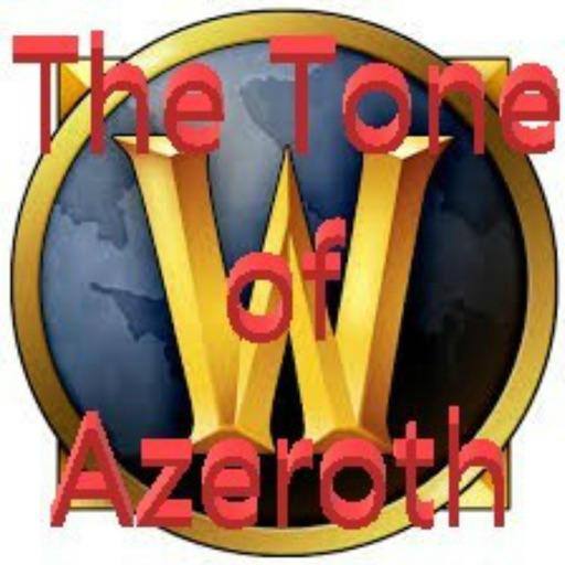 Cover image of The Tone of Azeroth podcast