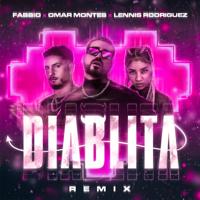 Diablita Remix (feat. Chus Santana) - Fabbio, Omar Montes & Lennis Rodriguez