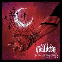 Cauldron - The Scars of Empty Faith - EP artwork