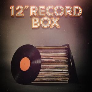 """12"""" Record Box"""