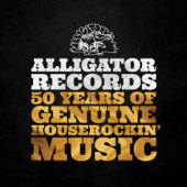 Alligator Records 50 Years of Genuine Houserockin' Music