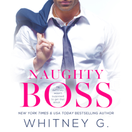 Naughty Boss (Unabridged) audiobook