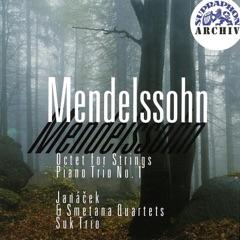 """Piano Trio No. 1 in D Minor, Op. 49, MWV Q29 """"Grand Trio"""": IV. Finale. Allegro assai appasionato"""