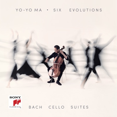 Six Evolutions - Bach: Cello Suites MP3 Download