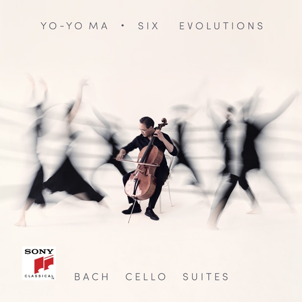 Six Evolutions - Bach: Cello Suites album image
