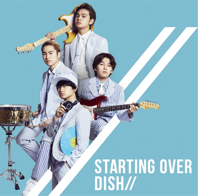 DISH// – Starting Over – Pre-Single [iTunes Plus M4A] | iplusall.4fullz.com