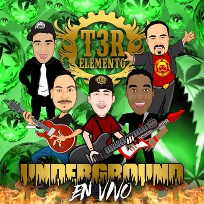 Underground (En Vivo) - T3r Elemento