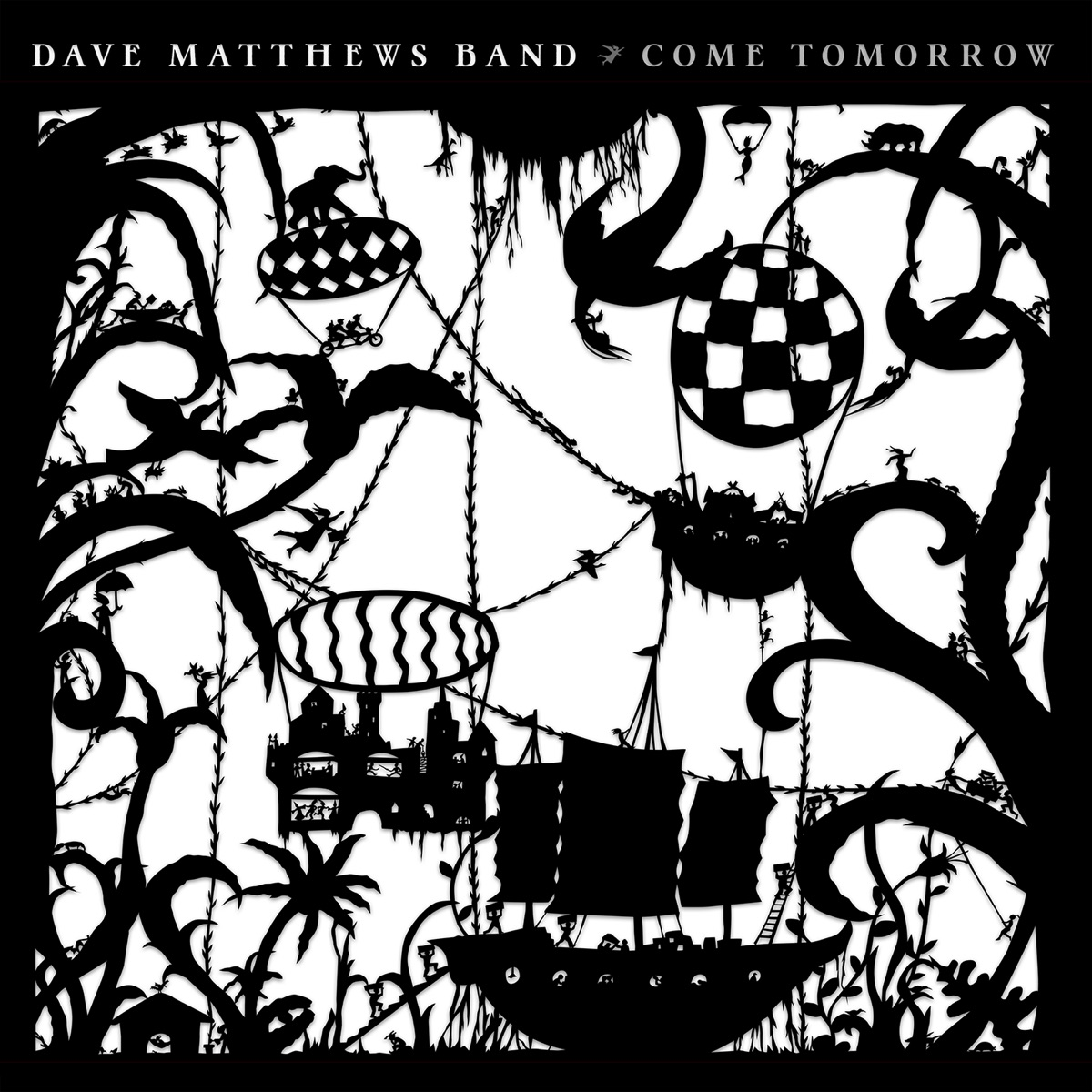 Come Tomorrow Album Cover by Dave Matthews Band
