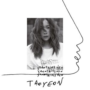 TAEYEON - Something New - The 3rd Mini Album - EP