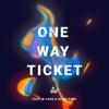 SJUR - One Way Ticket (feat. B-Case & Ellee Duke) artwork