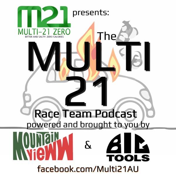 Multi 21 Race Team Podcast