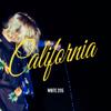 White 2115 - California artwork