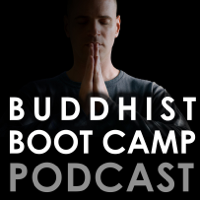 Podcast cover art for Buddhist Boot Camp Podcast