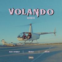 Volando (Remix) - Mora, Bad Bunny