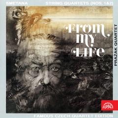 "String Quartet No. 1 in E Minor, JB 1:105 ""From My Life"": IV. Finale. Vivace - Meno presto"