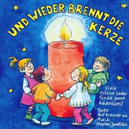 Advent Und Weihnachten Im Kindergarten.Und Wieder Brennt Die Kerze Advent Winter Weihnachten In Kindergarten Schule Zuhause Von Stephen Janetzko