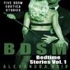 BDSM Bedtime Stories: Five BDSM Erotica Stories: Alexandra Noir's BDSM Bedtime Erotica, Book 1 (Unabridged)