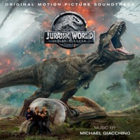 Jurassic World Fallen Kingdom - Official Soundtrack
