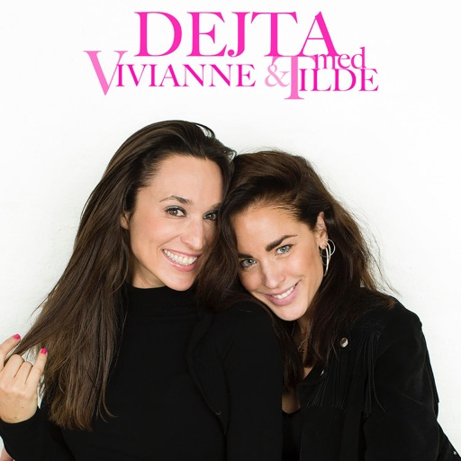 Cover image of Dejta med Vivianne och Tilde