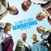 GENERATIONS from EXILE TRIBE - F.L.Y. BOYS F.L.Y. GIRLS アートワーク