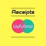 Layfullstop - Receipts