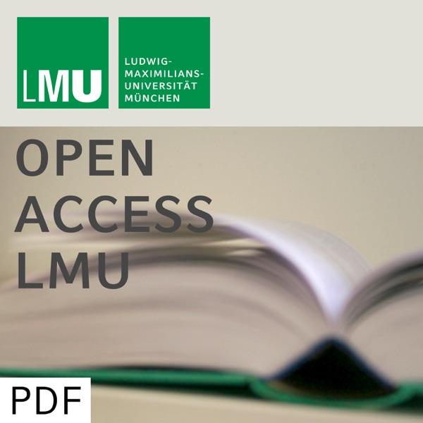 Volkswirtschaft - Open Access LMU - Teil 01/03