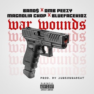 War Wounds (feat. OMB Peezy, Magnolia Chop & Bluefacekidz) - Single Mp3 Download