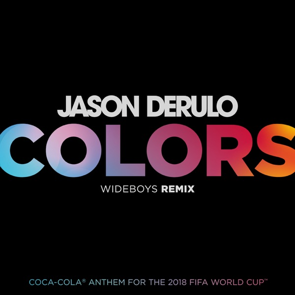 Colors (Wideboys Remix) - Single