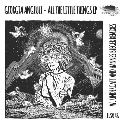 All the Little Things - EP by Giorgia Angiuli