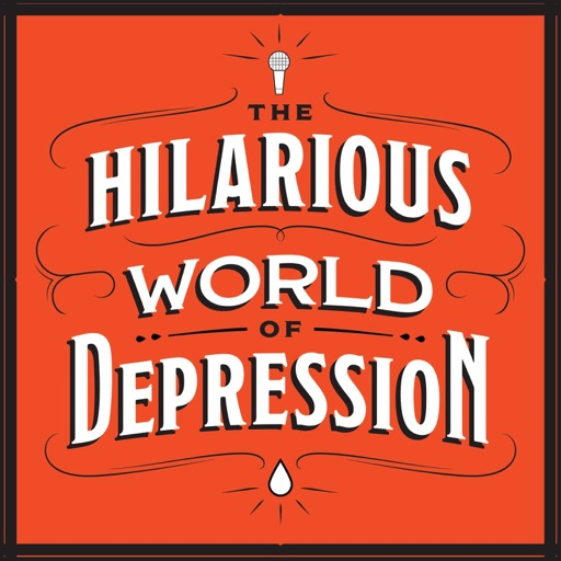 Cover image of The Hilarious World of Depression