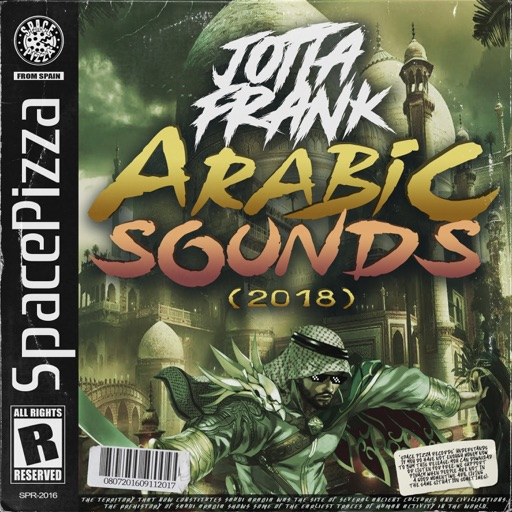 Arabic Sounds 2018 - Single by JottaFrank