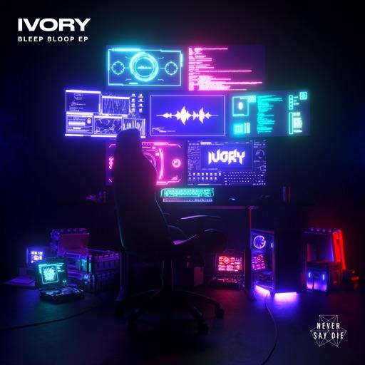 Bleep Bloop - EP by IVORY