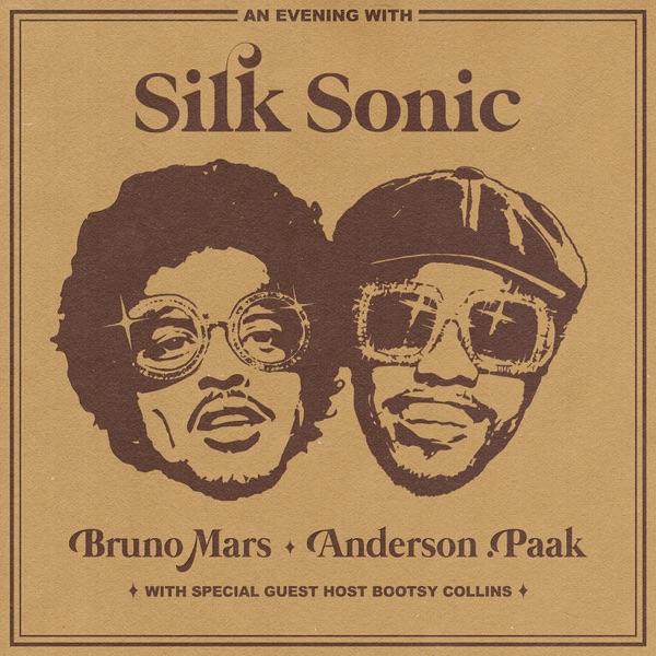 Bruno Mars, Anderson .Paak & Silk Sonic mit Leave The Door Open