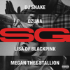 DJ Snake, Ozuna, Megan Thee Stallion & LISA - SG artwork
