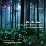 "London Symphony Orchestra & Sir John Eliot Gardiner - Overture to ""A Midsummer Night's Dream"", Op. 21: Allegro di molto"