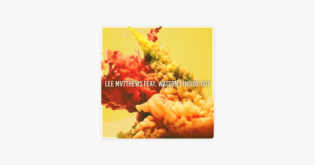 Watson Single By Lee Mvtthews On Apple Music