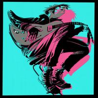 Gorillaz - The Now Now artwork